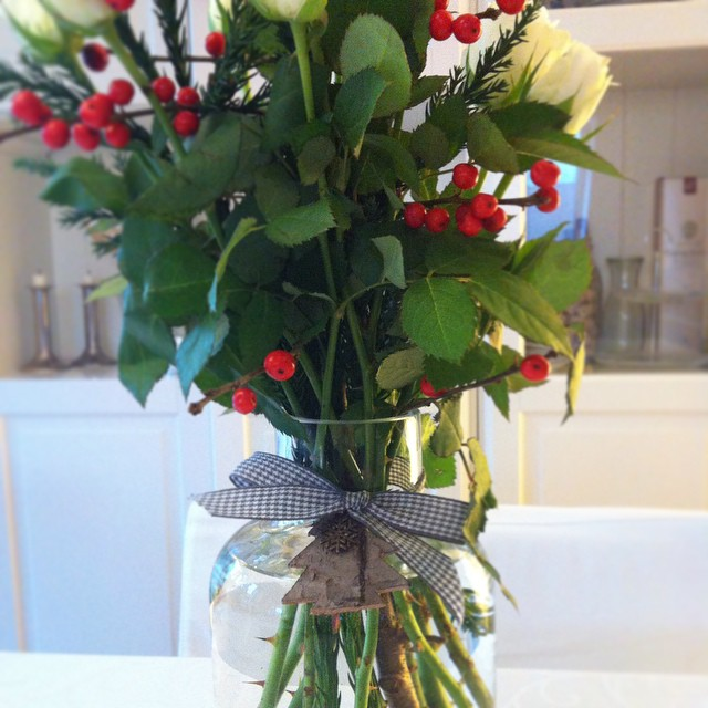 Popolare LFH Advent Calendar #3 - Idea per la casa: decorazioni floreali  NL02