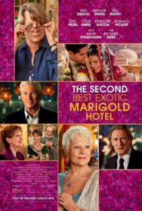 movie night the second best exotic marigold hotel