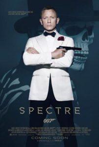 movie night spectre james bond 007