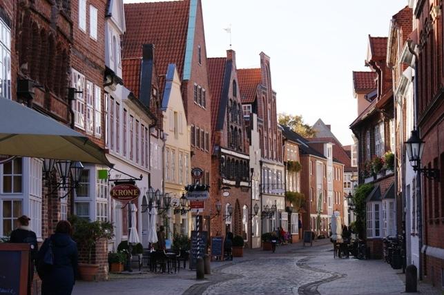 Lüneburg luneburg luneburgo appunti di viaggio gita
