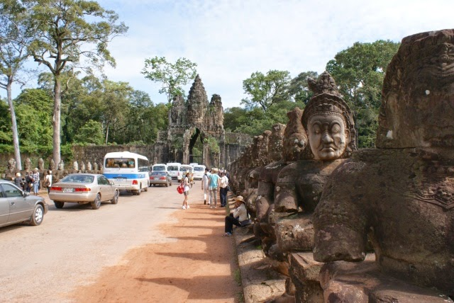 angkor wat cambogia siem reap travel asia