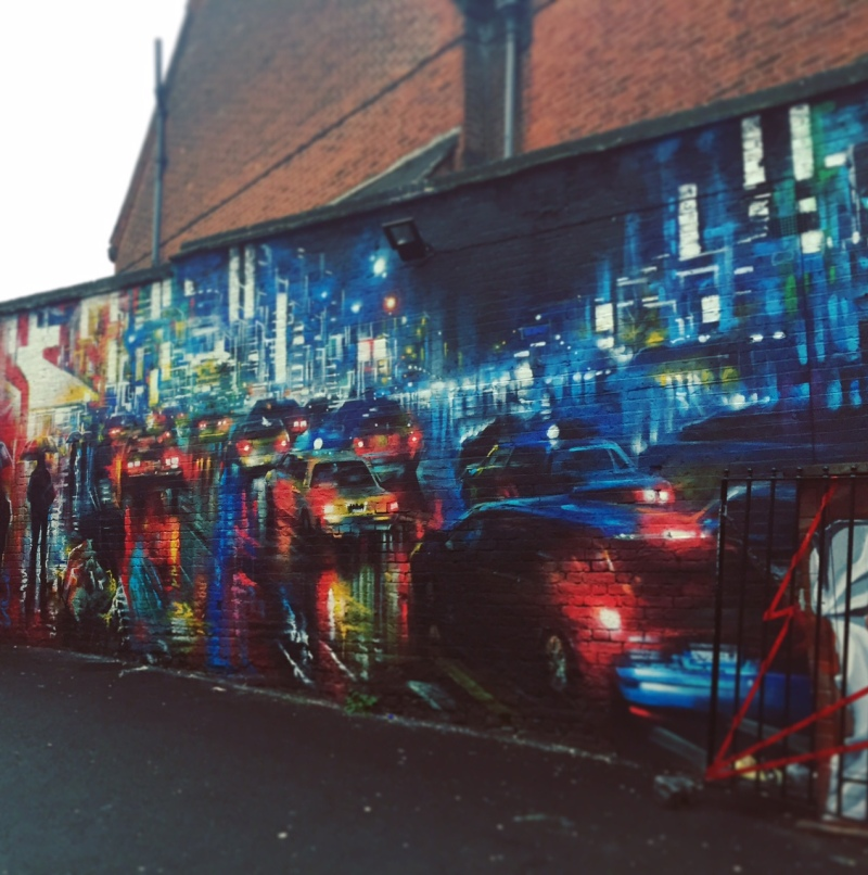 natale a londra london christmas camden graffiti