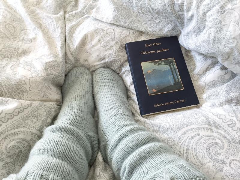 orizzonte perduto romanzo book shangri-la james hilton