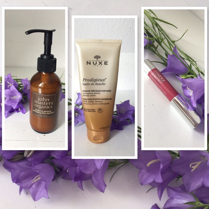 bella scoperta beauty finds john masters organics nuxe clinique chubby stick