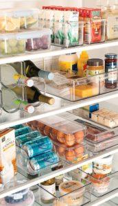 riorganizzare frigorifero casa ordine settembre